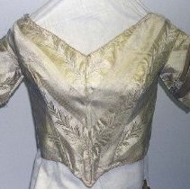 Image of 1969.008.018 - Bodice