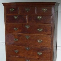 Image of 1970.003.001 - Chest of Drawers
