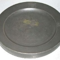Image of 1970.007.013 c - Warmer, Plate