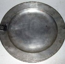 Image of 1970.007.013 d - Warmer, Plate
