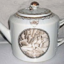 Image of 1975.016.001 - Teapot