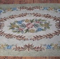 Image of 1975.017.140 - Hooked Rug