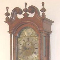 Image of 1977.017 - Clock, Tall Case