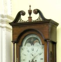 Image of Christopher Weaver tall clock