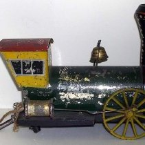 Image of 1980.004.002 - Toy, Train