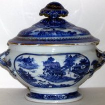 Image of 1980.005.035 - Tureen, Sauce