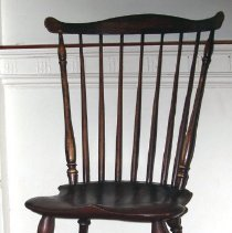 Image of 1980.007.001 - Chair