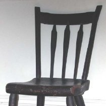 Image of 1987.035.002 - Chair