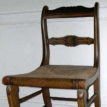 Image of 1992.060.001 - Chair