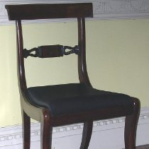 Image of 1994.055.001 - Chair