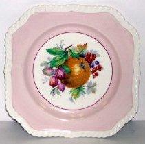 Image of 1994.062.009 - Plate, Dessert