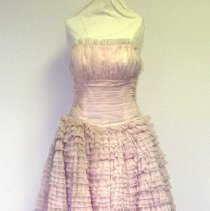 Image of 1998.036.003 - Dress, Gown