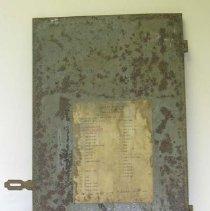 Image of 2008.005.018 - Door