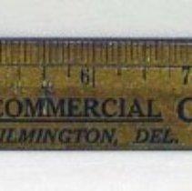Image of 2011.011.003 - Ruler