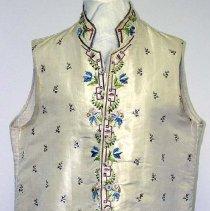 Image of N1987.014.102 - Waistcoat