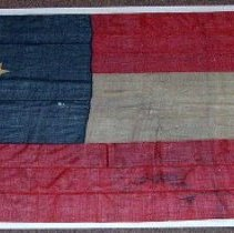 Image of 1927.112 - Flag