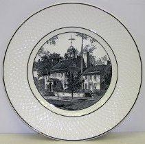 Image of 1938.003.005 - Plate, Commemorative