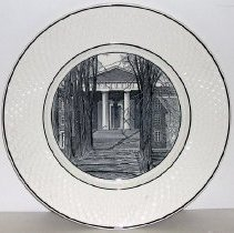 Image of 1938.003.007 - Plate, Commemorative