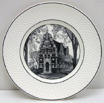 Image of 1938.003.008 - Plate, Commemorative
