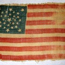 Image of N1993.001.502 - Flag