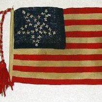 Image of N1993.001.503 - Flag