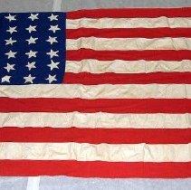 Image of N1993.001.514 - Flag