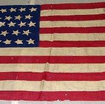 Image of N1993.001.521.002 - Flag