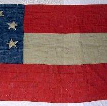 Image of N1993.001.534 - Flag