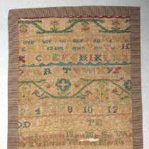 Image of N1993.001.663 - Sampler