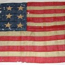 Image of N1993.001.525 - Flag