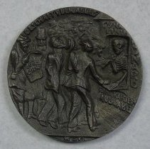 Image of 1943.038.005 - Medal