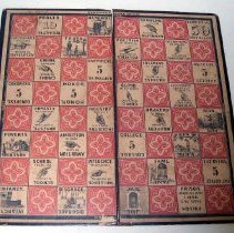 Image of N1993.001.382 - Game, Board