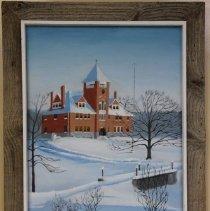 Image of 1999.12.43.7 - Sturtevant Hall in Winter