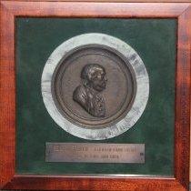Image of 1999.12.89.8 - Medalion:  Benjamin Franklin, Jean M. Renaud, circa 1810