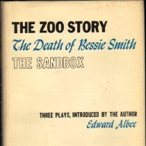 Image of Zoo Story, The Death of Bessie Smith, The Sandbox,