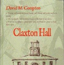 Image of Claxton Hall