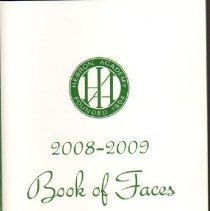Image of Book of Faces,  2008 - 2009