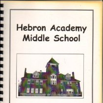 Image of Hebron Academy Middle School,  2001-2002