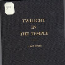 Image of Twilight in the Temple
