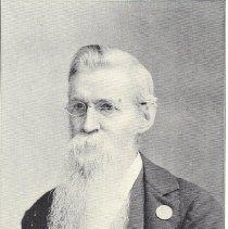 Image of Joseph S. Browne Grand Master 1879-1880 - 2012.12.294