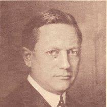 Image of Anthony F. Ittner Grand Master 1927-1928 - 2012.12.300