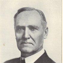 Image of Edward Higbee Grand Master 1916-1917 - 2012.12.303