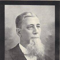 Image of Theodore Brace Grand Master 1889-1890 - 2012.12.316
