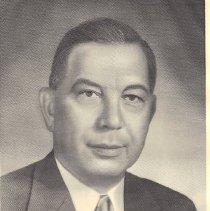 Image of Richard O. Rumer Grand Master 1952-1953 - 2012.12.391