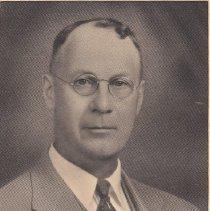 Image of Morris E Ewing Grand Master 1947-1948 - 2012.12.392