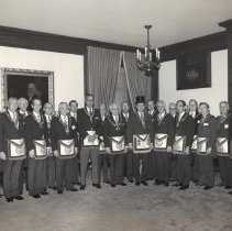 Image of Grand Lodge Officers 1979-1980 - 2012.9.10