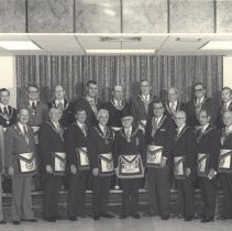 Image of Grand Lodge Officers 1980-1981 - 2012.9.2