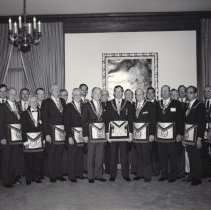 Image of Grand Lodge Officers 1983-1984 - 2012.9.36