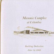 Image of Masonic Home of Missouri - Freemasonry--History--Missouri