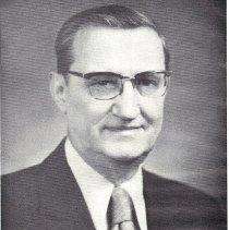 Image of W.Hugh McLaughlin Grand Master 1972-1973 - 2012.12.396